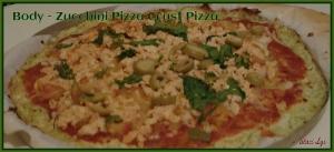 Zucchini pizza pic