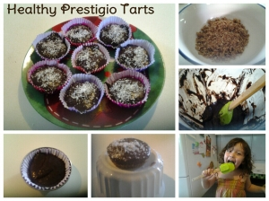 Healthy Prestigio Tarts Pic