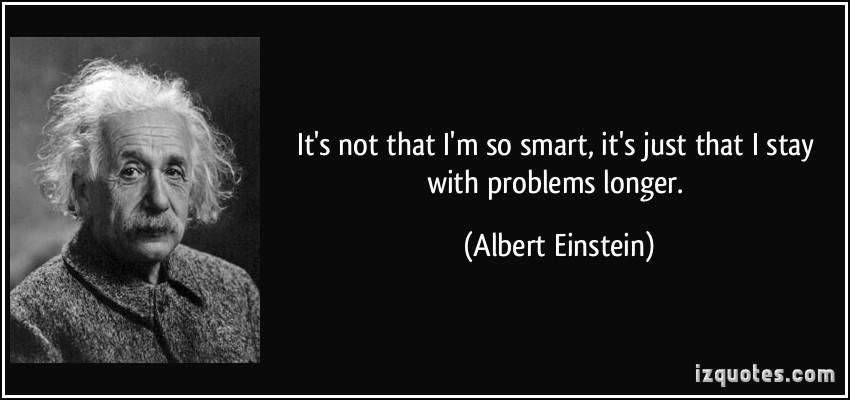 Albert Einstein Science Quote