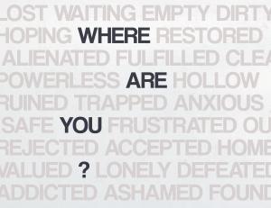 Where are you? - David Bruggink
