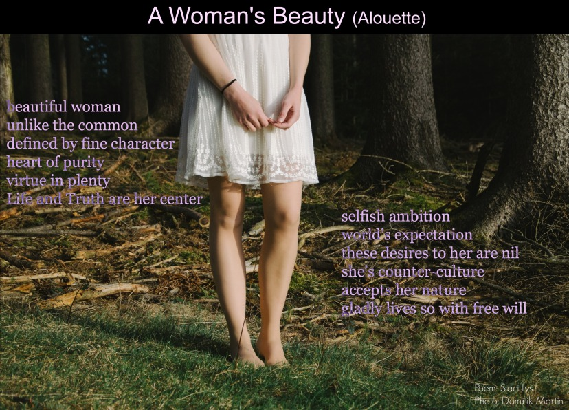 A Woman's Beauty