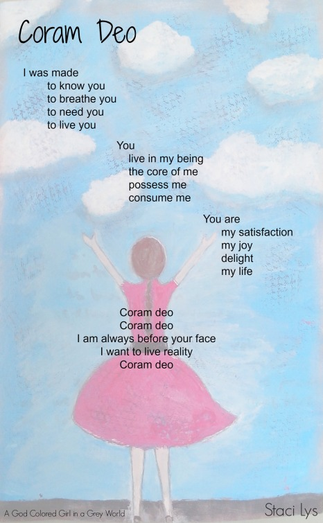 Praise Girl - Coram Deo2