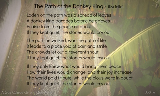 The Path of the Donkey King