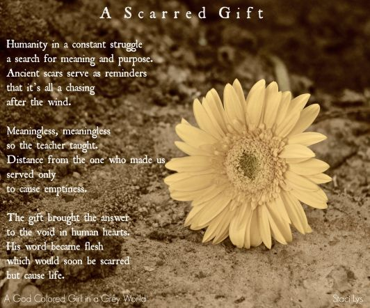 A Scarred Gift